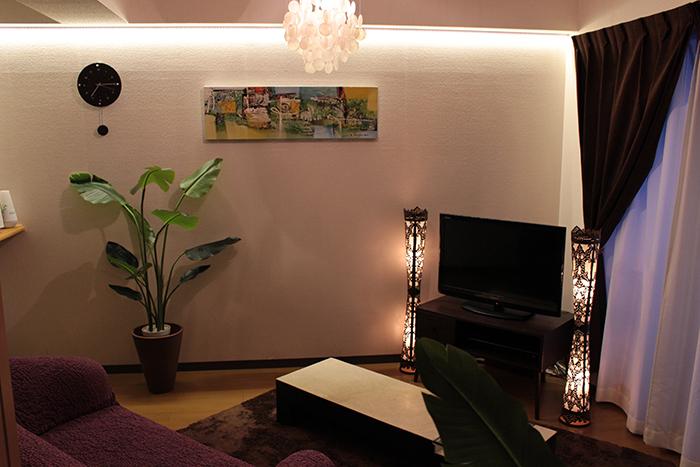 アジアン 照明 ライト